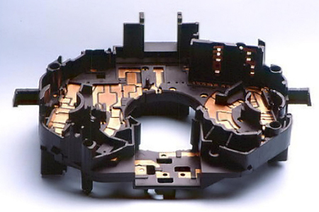 die casting and co-moulding